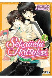 Libro SEKAIICHI HATSUKOI #2