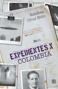 Libro EXPEDIENTE X COLOMBIA