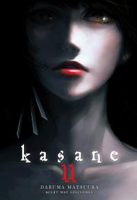 Libro KASANE #11