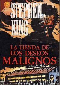 Libro LA TIENDA DE LOS DESEOS MALIGNOS