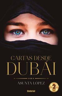 Libro CARTAS DESDE DUBAI