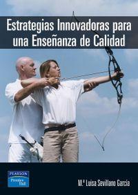 Libro ESTRATEGIAS INNOVADORAS PARA UNA ENSEÑANZA DE CALIDAD