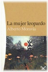 Libro LA MUJER LEOPARDO