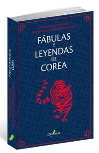 Libro FÁBULAS Y LEYENDAS DE COREA