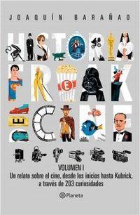 Libro HISTORIA FREAK DEL CINE #1