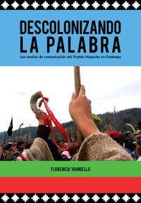 Libro DESCOLONIZANDO LA PALABRA