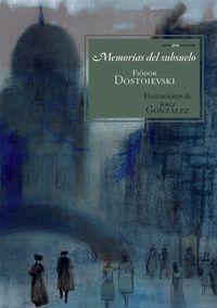 Libro MEMORIAS DE SUBSUELO