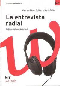 Libro LA ENTREVISTA RADIAL