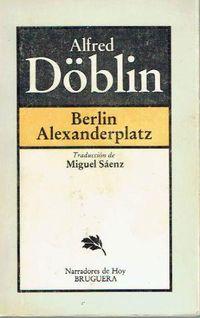 Libro BERLIN ALEXANDERPLATZ