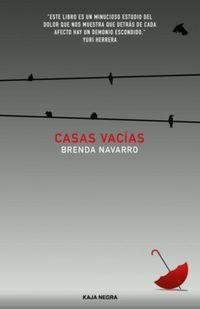 Libro CASAS VACÍAS