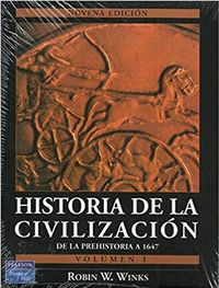Libro HISTORIA DE LA CIVILIZACIÓN: DE LA PREHISTORIA A 1647 #1
