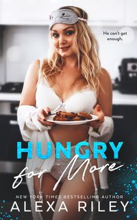 Libro HUNGRY FOR MORE