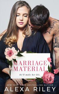 Libro MARRIAGE MATERIAL