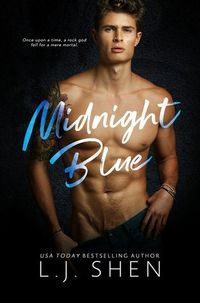 Libro MIDNIGHT BLUE