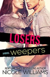 Libro LOSERS WEEPERS (LOST & FOUND #4)