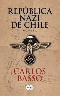 Libro REPÚBLICA NAZI EN CHILE
