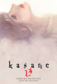 Libro KASANE #13