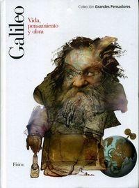 Libro GALILEO: GRANDES PENSADORES