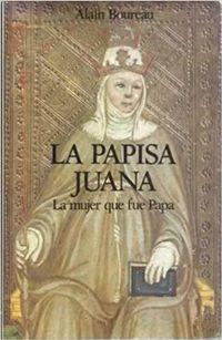 Libro LA PAPISA JUANA