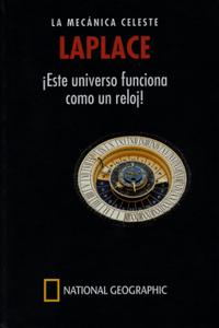 Libro LAPLACE, LA MECÁNICA CELESTE