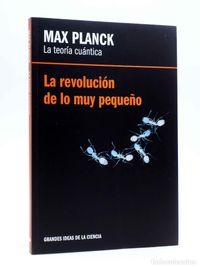 Libro MAX PLANCK, LA TEORÍA CUÁNTICA
