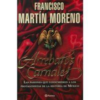 Libro ARREBATOS CARNALES #1