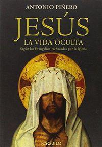 Libro JESÚS, LA VIDA OCULTA