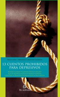 Libro 13 CUENTOS PROHIBIDOS PARA DEPRESIVOS
