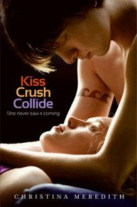 Libro KISS CRUSH COLLIDE