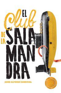 Libro EL CLUB DE LA SALAMNDRA