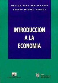 Libro INTRODUCCIÓN A LA ECONOMÍA