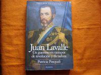 Libro JUAN LAVALLE
