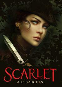 Libro SCARLET (SCARLET #1)