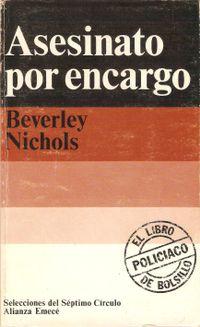 Libro ASESINATO POR ENCARGO