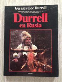 Libro DURRELL EN RUSIA