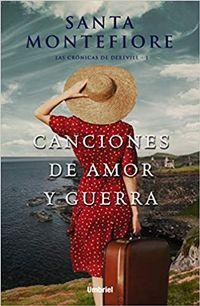 Libro CANCIONES DE AMOR Y GUERRA (CRÓNICAS DE DEVERILL #1)