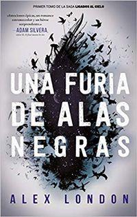 Libro UNA FURIA DE ALAS NEGRAS