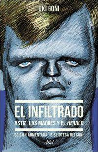 Libro EL INFILTRADO