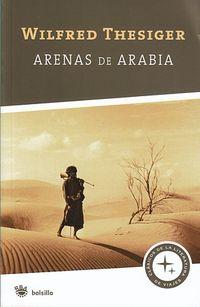 Libro ARENAS DE ARABIA