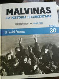 Libro EL FIN DEL PROCESO (MALVINAS LA HISTORIA DOCUMENTADA #20)