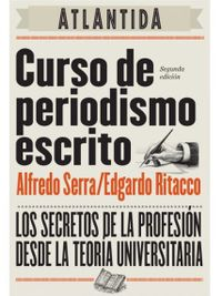 Libro CURSO DE PERIODISMO ESCRITO