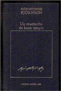Libro UN MUCHACHO DE BUEN TEMPLE