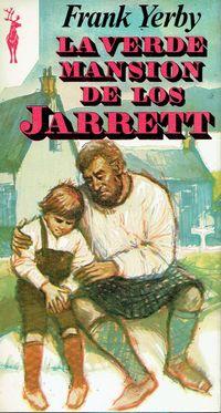 Libro LA VERDE MANSIÓN DE LOS JARRETT