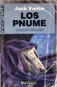 Libro LOS PNUME (CICLO DE TSCHAI, EL PLANETA DE LA AVENTURA #4)