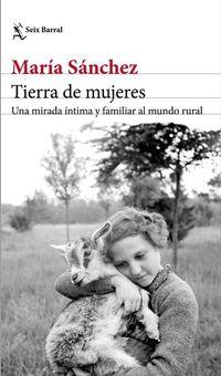 Libro TIERRA DE MUJERES