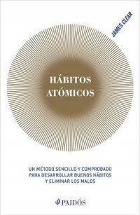 Libro HÁBITOS ATÓMICOS