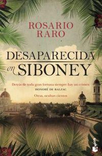 Libro DESAPARECIDA EN SIBONEY