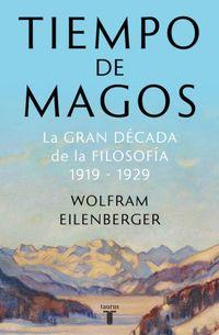 Libro TIEMPO DE MAGOS
