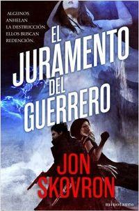 Libro EL JURAMENTO DEL GUERRERO