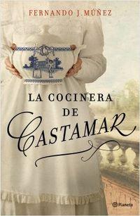 Libro LA COCINERA DE CASTAMAR